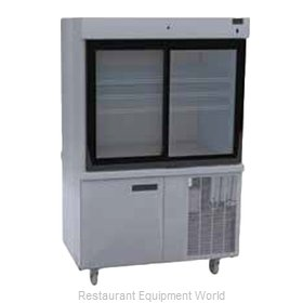 Delfield F15SC60DV Display Case, Refrigerated