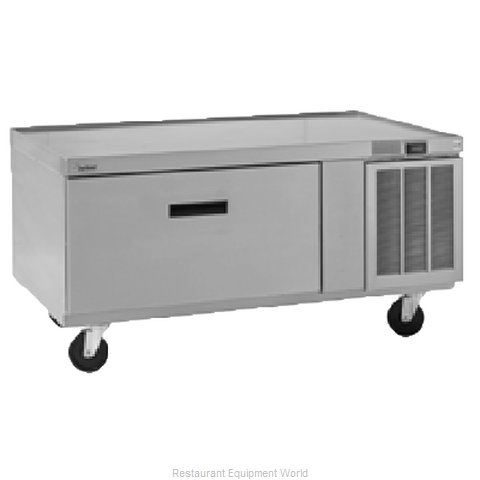 Delfield F2694CP Equipment Stand, Freezer Base