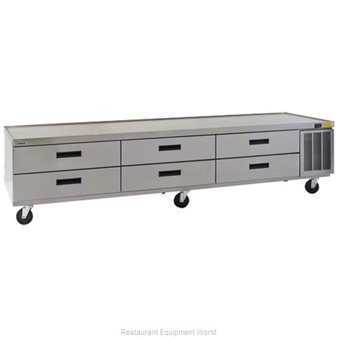 Delfield F29110P Equipment Stand, Refrigerated Base