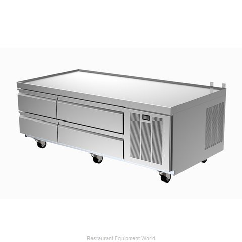 Delfield F2962CP Equipment Stand, Refrigerated Base