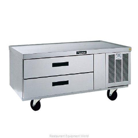 Delfield F2980C Refrigerated Counter Griddle Stand