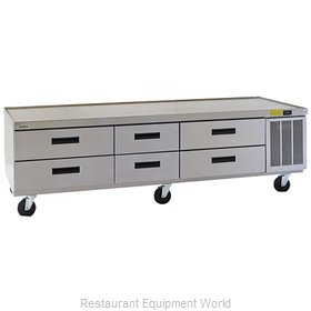 Delfield F2987CP Equipment Stand, Refrigerated Base
