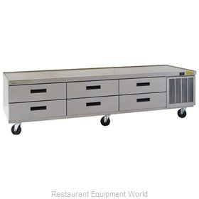 Delfield F2999P Equipment Stand, Refrigerated Base