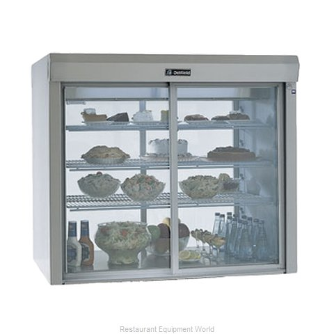 Delfield F5SR72D Display Case Refrigerated Merchandiser Drop-In (Magnified)