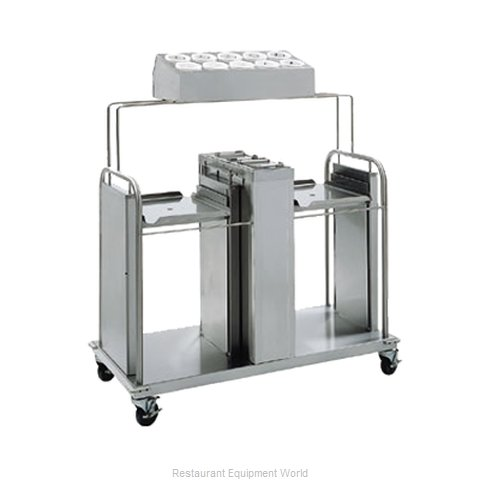 Delfield FT2-SN-1622 Tray Silverware Napkin Dispenser