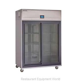 Delfield GAR2P-GL Refrigerator, Reach-In