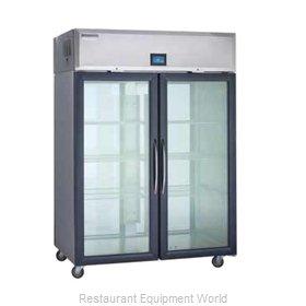 Delfield GARPT2P-G Refrigerator, Pass-Thru