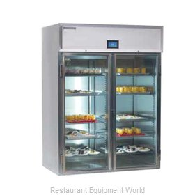 Delfield GARRI2P-G Refrigerator, Roll-In