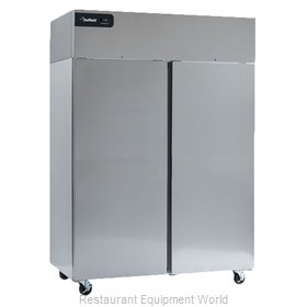 Delfield GBR2P-S Refrigerator, Reach-In