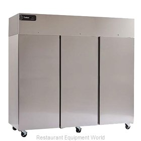 Delfield GBSF3-S Freezer, Reach-in