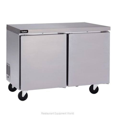 Delfield GUF27P-S Freezer, Undercounter, Reach-In