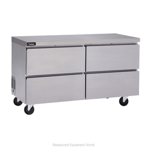 Delfield GUF32P-D Freezer, Undercounter, Reach-In