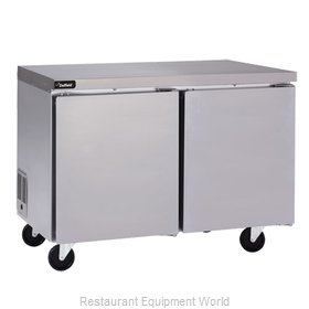 Delfield GUF32P-S Freezer, Undercounter, Reach-In