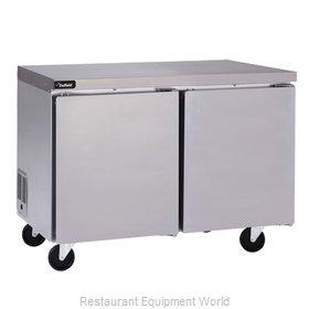 Delfield GUF60P-S Freezer, Undercounter, Reach-In