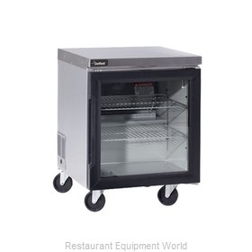 Delfield GUR48P-G Refrigerator, Undercounter, Reach-In