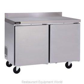 Delfield GUR60BP-S Refrigerated Counter, Work Top