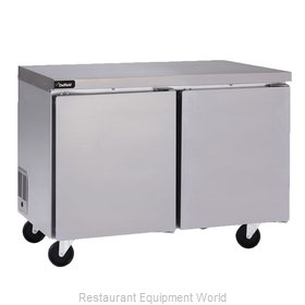 Delfield GUR60P-S Refrigerator, Undercounter, Reach-In