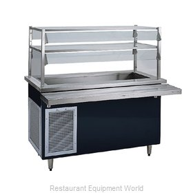 Delfield KCSC-36-BP Serving Counter, Cold Food
