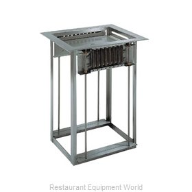 Delfield LT-1014 Dispenser, Tray Rack