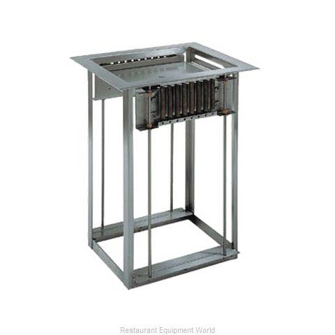 Delfield LT-2020 Dispenser, Tray Rack