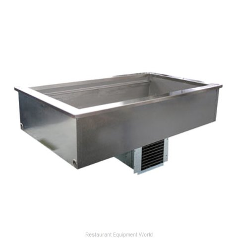 Delfield N8156B Mechanically Cooled Cold Pans