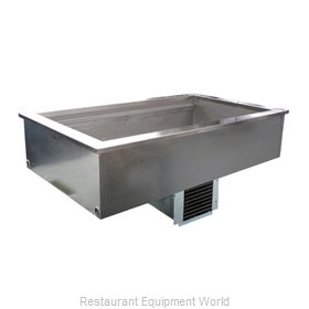 Delfield N8169BP Cold Food Well Unit, Drop-In, Refrigerated