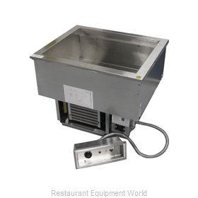 Delfield N8630P Hot / Cold Food Well Unit, Drop-In, Electric