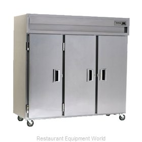 Delfield SAF3-S Reach-In Freezer 3 sections