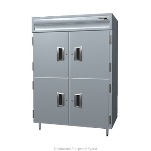 Delfield SAH2-SH Reach-In Heated Cabinet 2 section