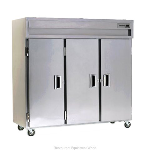 Delfield SAH3-S Reach-In Heated Cabinet 3 section