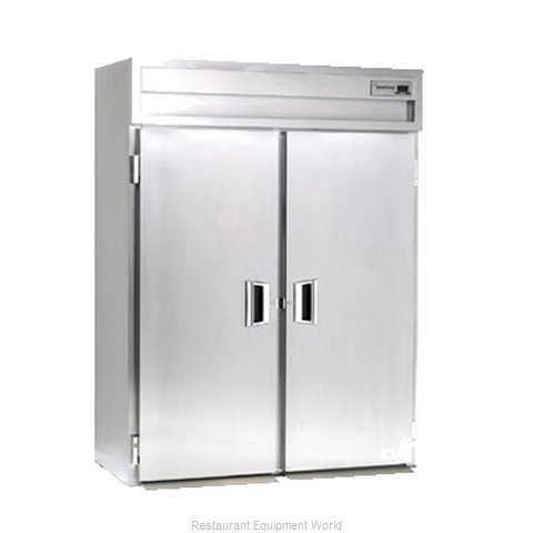 Delfield SAHRI2-S Roll-in Heated Cabinet 2 section