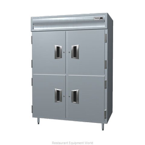 Delfield SMH2-SH Reach-In Heated Cabinet 2 section