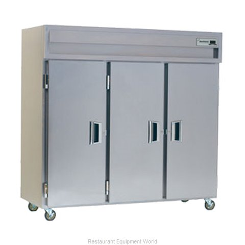 Delfield SMH3-S Reach-In Heated Cabinet 3 section