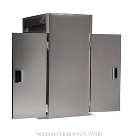 Delfield SMRRT2-S Roll-Thru Refrigerator 2 sections