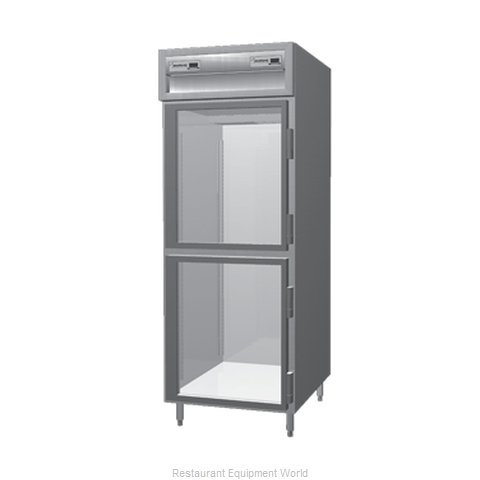 Delfield SSDBR1-GH Reach-In Dual Temp Cabinet self-contained