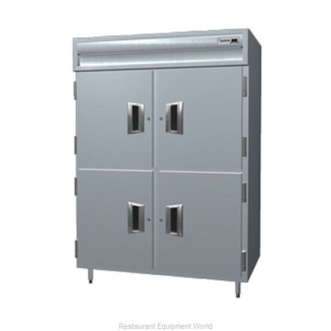 Delfield SSH2-SH Reach-In Heated Cabinet 2 section