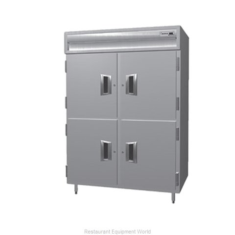 Delfield SSH2N-SH Reach-In Heated Cabinet 2 section