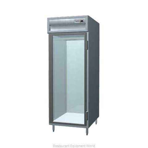 Delfield SSR1S-G Reach-in Refrigerator 1 section
