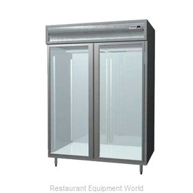 Delfield SSR2-SLG Reach-in Refrigerator 2 sections