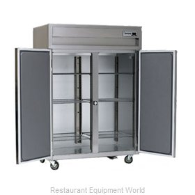 Delfield SSR2N-S Reach-in Refrigerator 2 sections