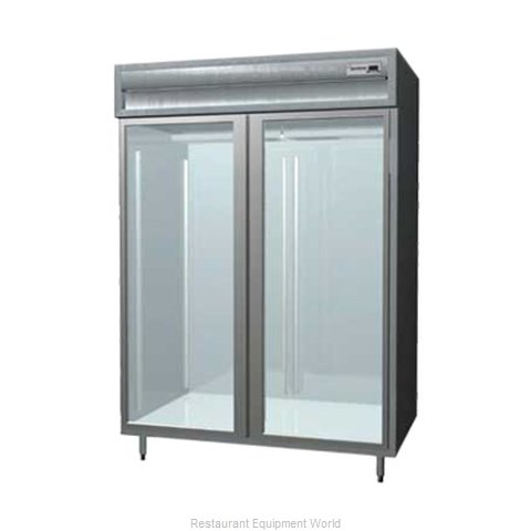 Delfield SSR2S-SLG Reach-in Refrigerator 2 sections