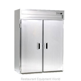 Delfield SSRRI2-S Roll-in Refrigerator 2 sections