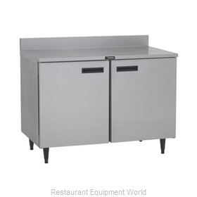 Delfield ST4048P Refrigerated Counter, Work Top