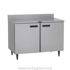 Delfield ST4148 Freezer Counter Work Top