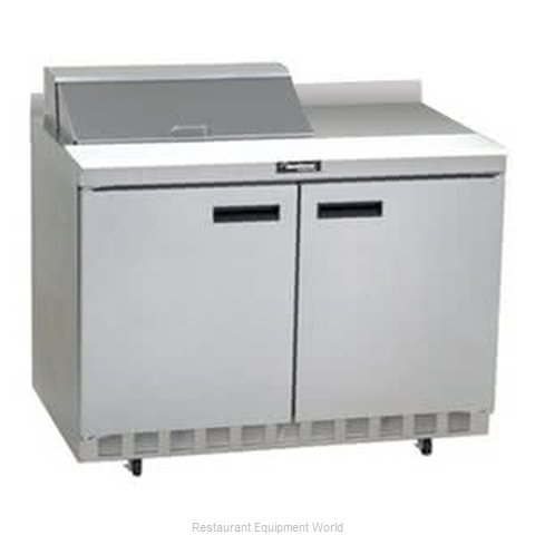 Delfield ST4448N-8 Refrigerated Counter, Sandwich / Salad Top