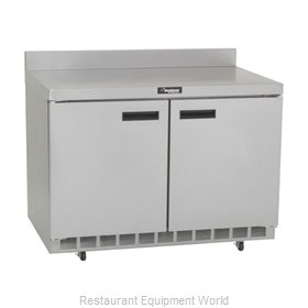 Delfield ST4448N Refrigerated Counter Work Top