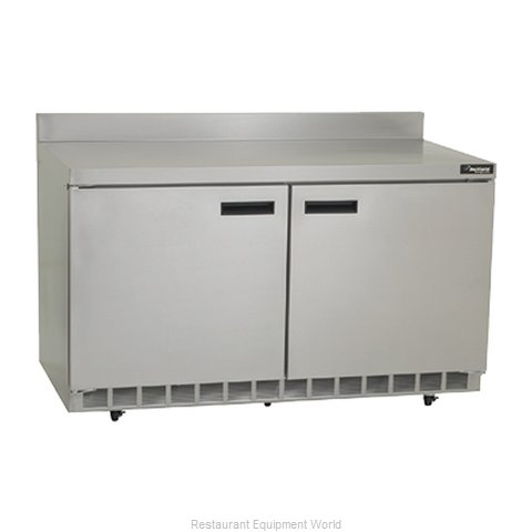 Delfield ST4464N Refrigerated Counter Work Top