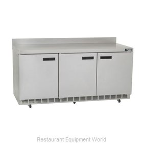 Delfield ST4472N Refrigerated Counter Work Top
