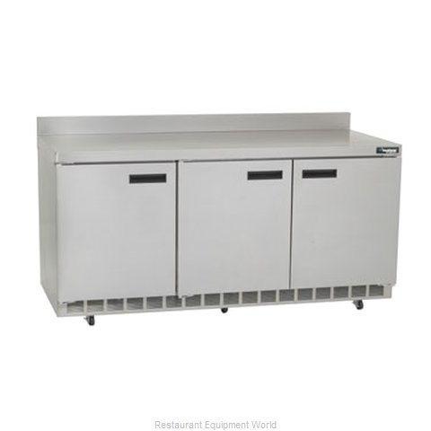 Delfield STD4472N Refrigerated Counter Work Top