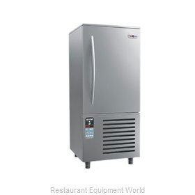 Delfield T14D Blast Chiller Freezer, Reach-In